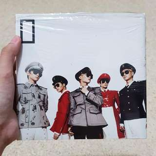 SHINee Kpop Album Everybody