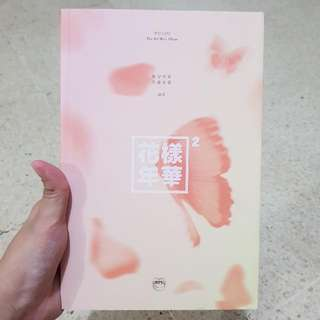 Album BTS Bangtan HYYH Pt. 2 The Most Beautiful Moment In Life Peach Ver