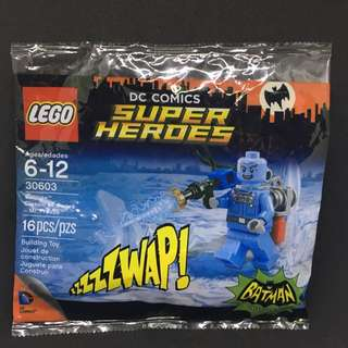 Lego Classic Mr Freeze Polybag