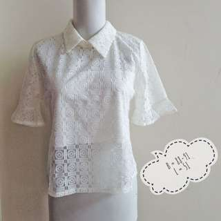 Lula Top White