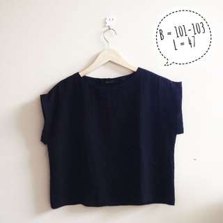 Audy Top Black