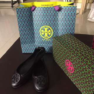 Tory Burch Flats (black)