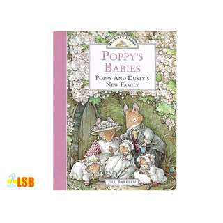 {Peek--a-Book} Free Book Giveaway /1 for 1 Offer - PABGF06 Poppy's Babies