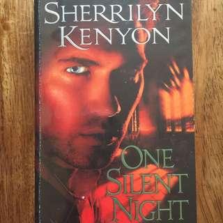 One Silent Night by Sherrilyn Kenyon (A Dark Hunter Novel)