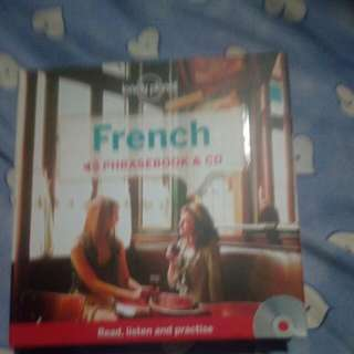 Learn French Book And CD