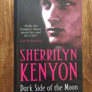 Dark Side Of The Moon By Sherrilyn Kenyon (A Dark Hunter Novel)