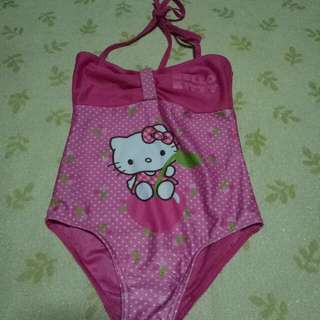 Preloved One Piece Swimsuit