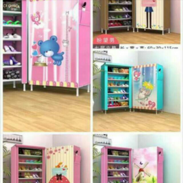 3d Shoe Storage