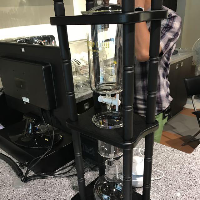 冰滴咖啡器