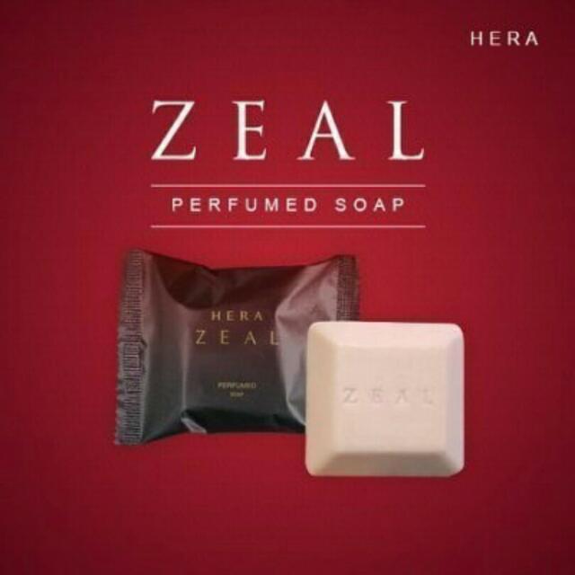 韓國赫拉-玫瑰香水皂
