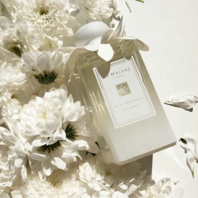 祖瑪龍 Jo Malone 祖馬龍 Star Magnolia 星花木蘭 木蘭花 星木蘭 試香 分裝試管小香 五月限定香水