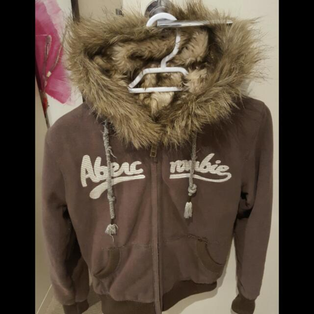 Abercrombie & Fitch Zip Up Hoodie/jacket