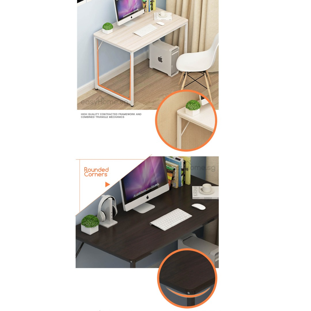tables for home office. AC Computer Table (5 Colors) 100cm Or 120cm / Study Table/ Home Office Furniture, Tables \u0026 Chairs On Carousell For