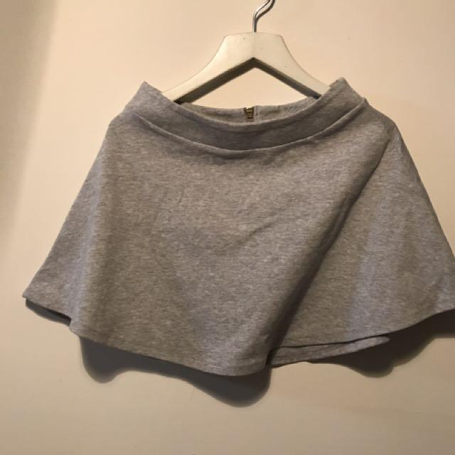 (大降價📉)💓Adidas NEO 灰色休閒運動短裙✨