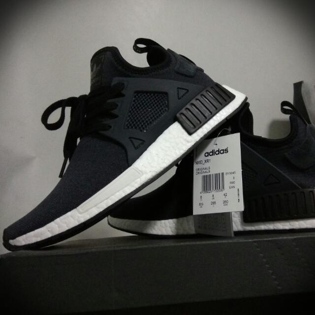 online retailer fe571 4e6e9 adidas NMD XR1 JD Sports Exclusive, Men's Fashion, Footwear ...