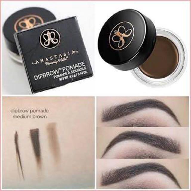 Anastasia Beverly Hills Medium Brown Dipbrow ABH