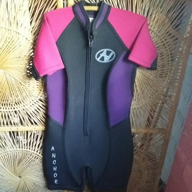 Anchor women's wetsuit