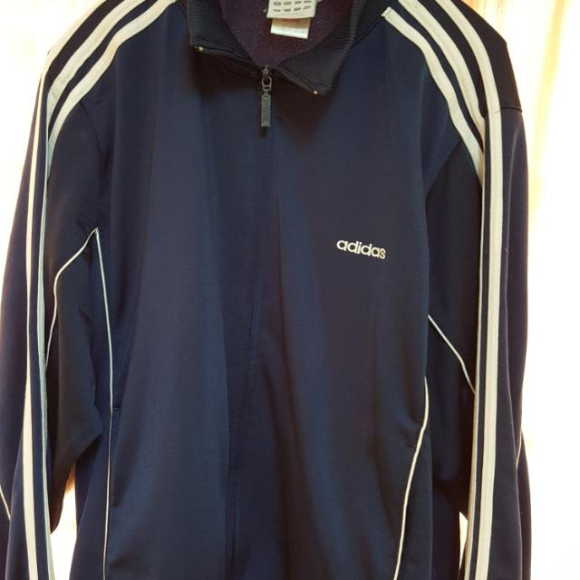 Authentic Addidas Jacket