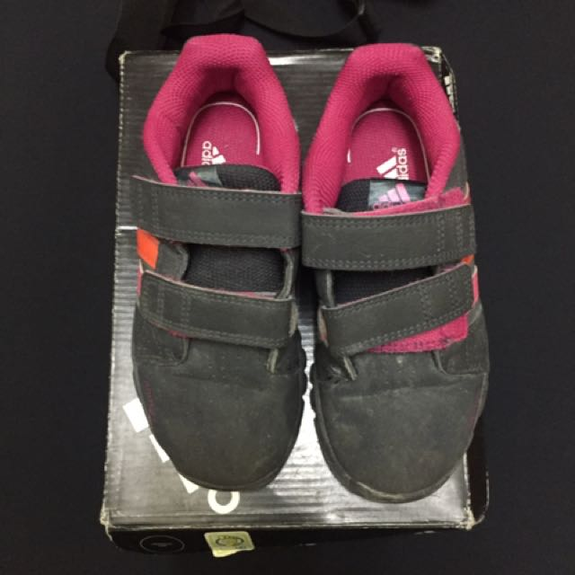 Authentic Adidas Shoes Size10 For Kids Fits 4-5 Yo