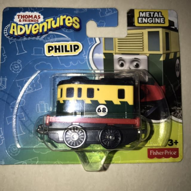 Authentic brand new die cast PHILIP (part of Thomas train series ) from  Fisher Price