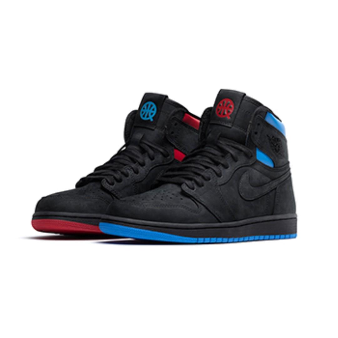 "best website 2221d 6efab Authentic Nike AIR JORDAN 1 RETRO HIGH OG ""QUAI 54"", Men's ..."