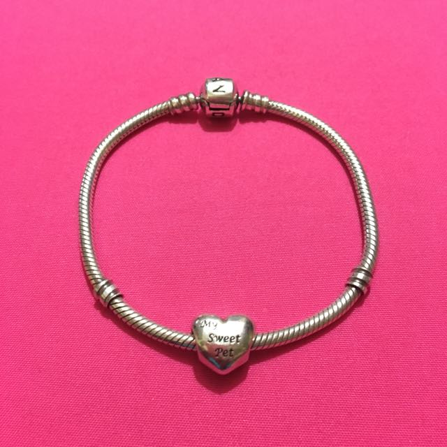 Authentic Pandora Bracelet and charms (RESERVED)