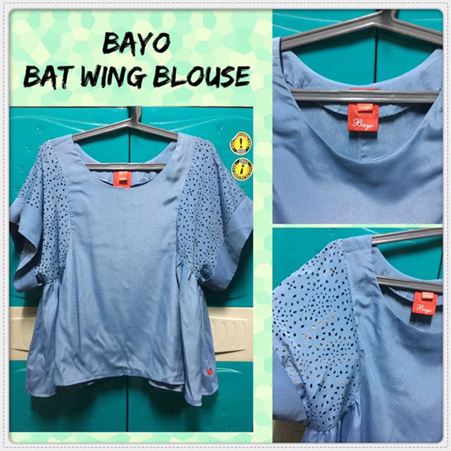 Bayo Bat Wing Blouse