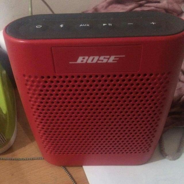 Bose Blutooth Speaker