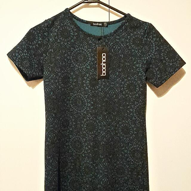 Brand New Boohoo Dress Size 8-10