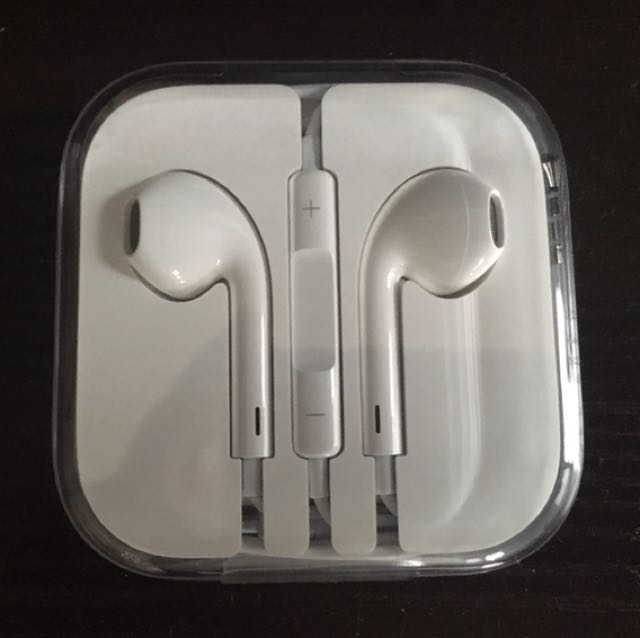 Brand New OEM Apple iPhone Headphones