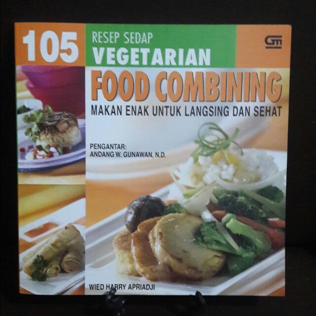 Resep Vegetarian Food Combining