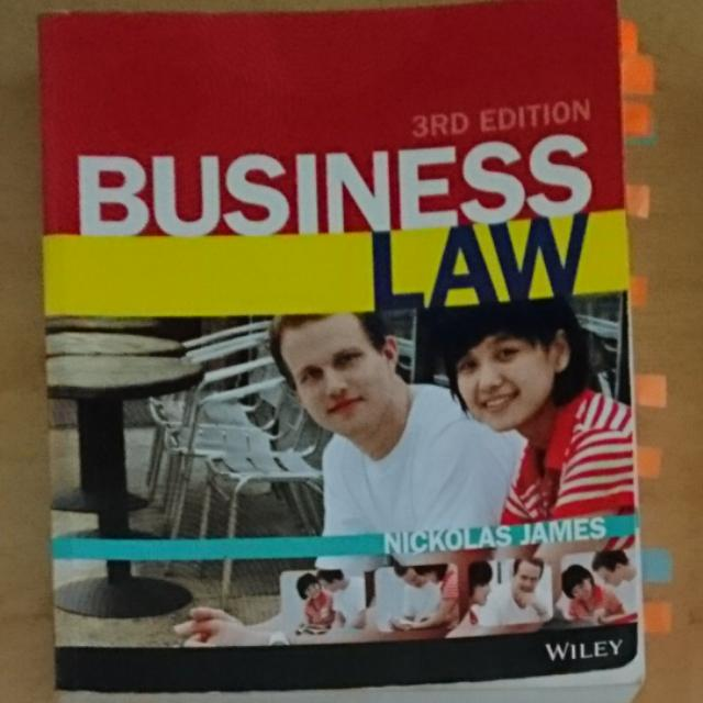 Business Law 3rd Edition Textbook