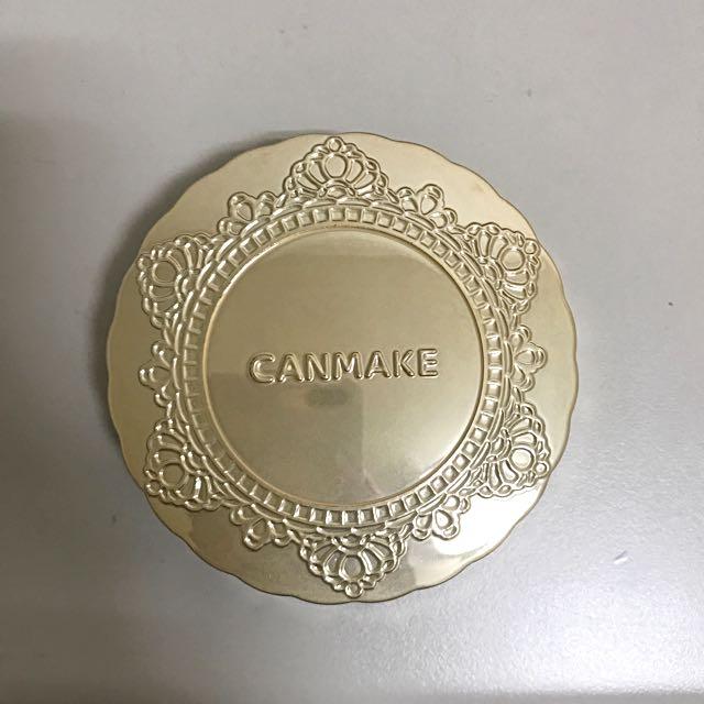 Canmake棉花糖蜜粉餅MB