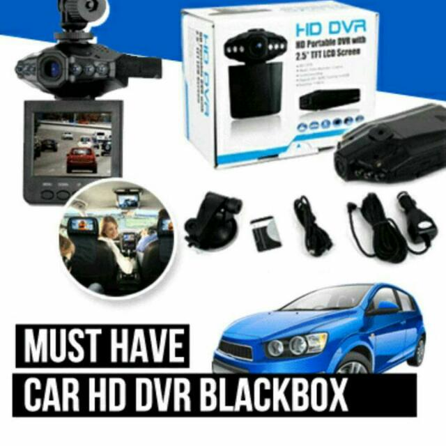 Car HD DVR BLACKBOX ( Perekam Perjalanan Anda )