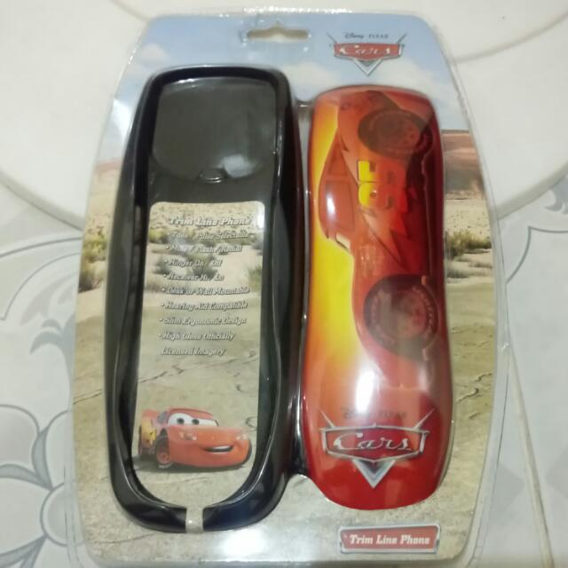 Cars Trim Line Phone