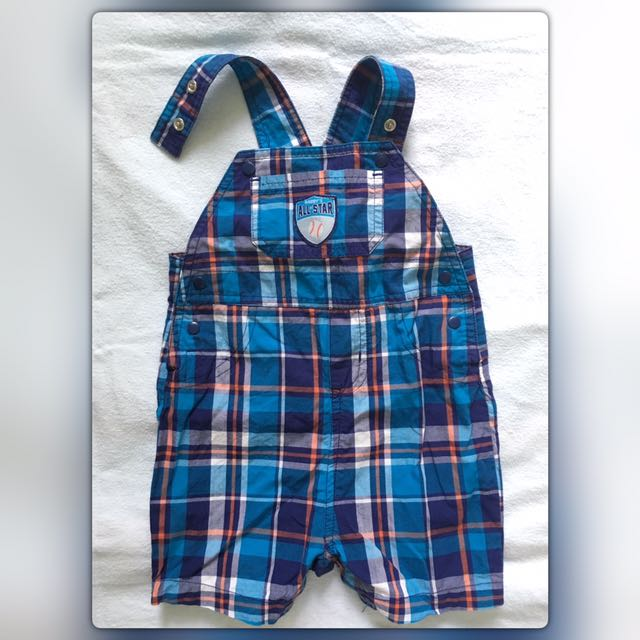 496cf8762 Carter's Just One You Romper/Jumpshorts, Babies & Kids, Babies ...
