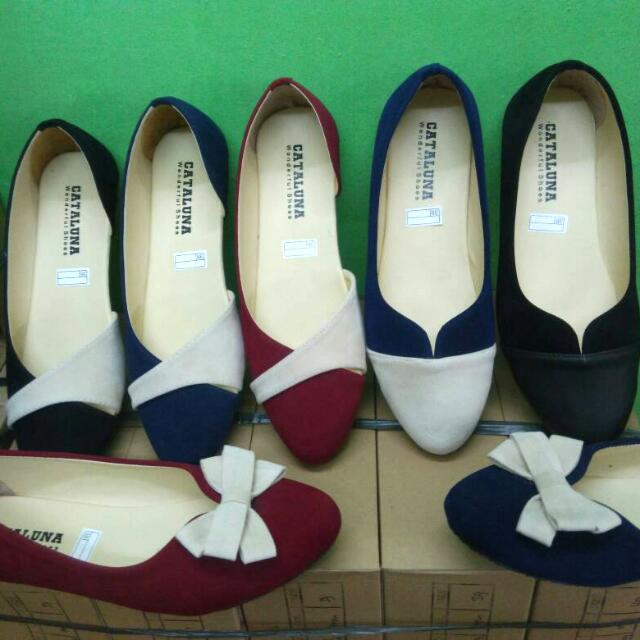 Cataluna Flat shoes (Home industry)