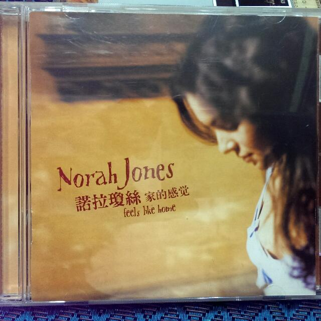 CD 諾拉瓊斯 North Jones 家的感覺 feels like home
