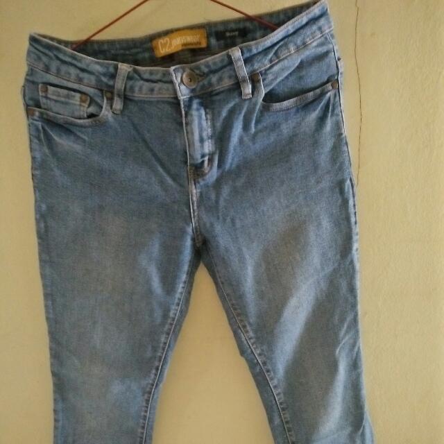 Jeans Panjang Wanita
