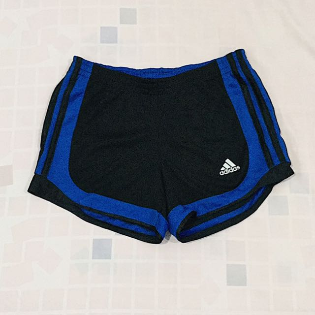 Celana Pendek Hitam / BLACK SHORT PANTS ADIDAS