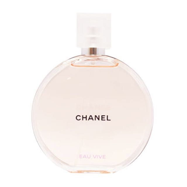 CHANEL Chance Eau Vive橙光輕舞女性(Tester)