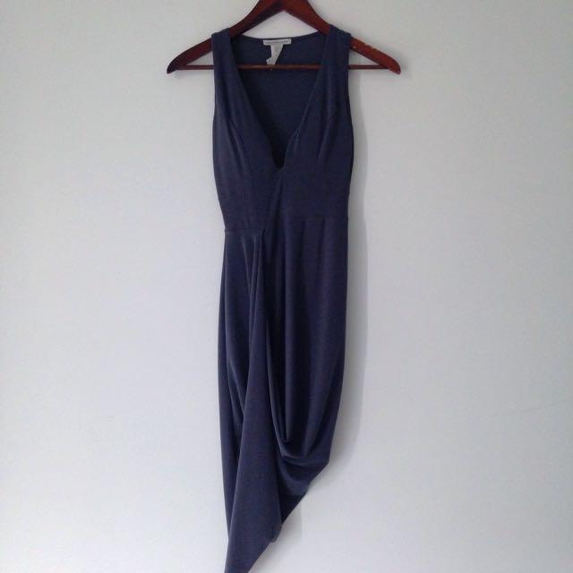 Charlotte Russe Grey Dress