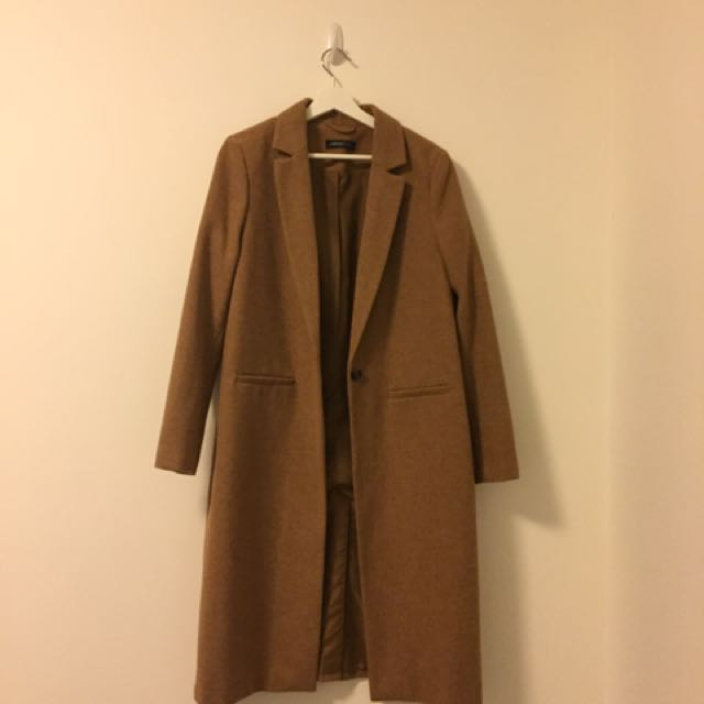 Coat From Mark And Spencer (size 12 or 40)