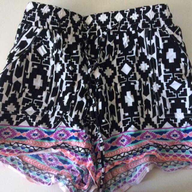 Colourful Shorts