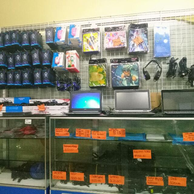 Computer's And Laptop And Accessories