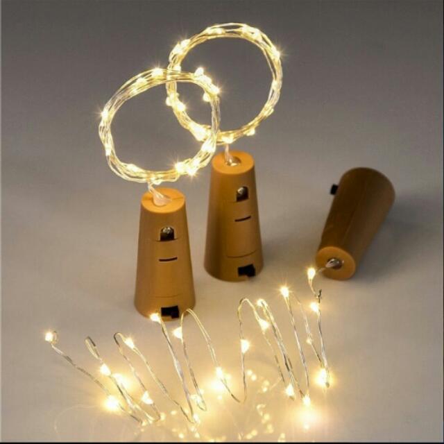 Cork Bottle Lamp Led