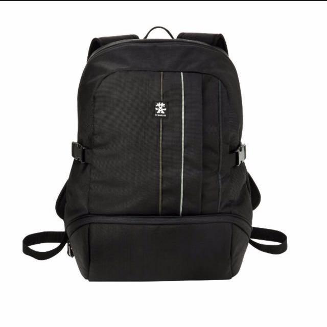 Camera Bag Crumpler Backpack Black