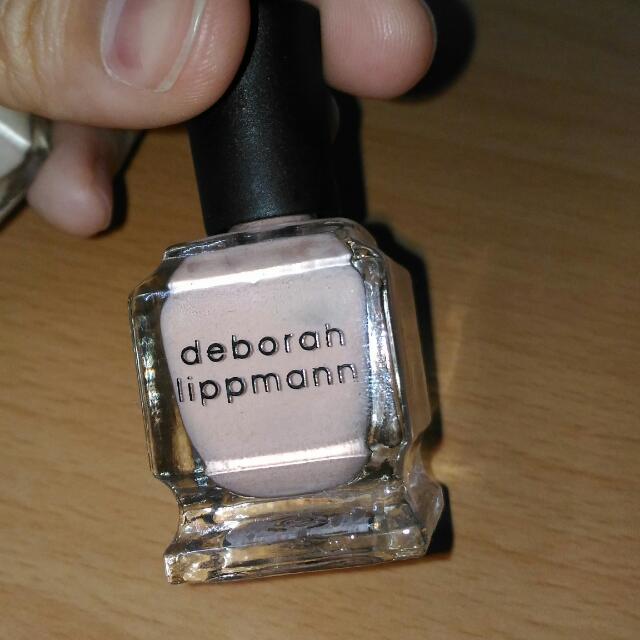 精品指甲油品牌deborah Lippmann 8ml