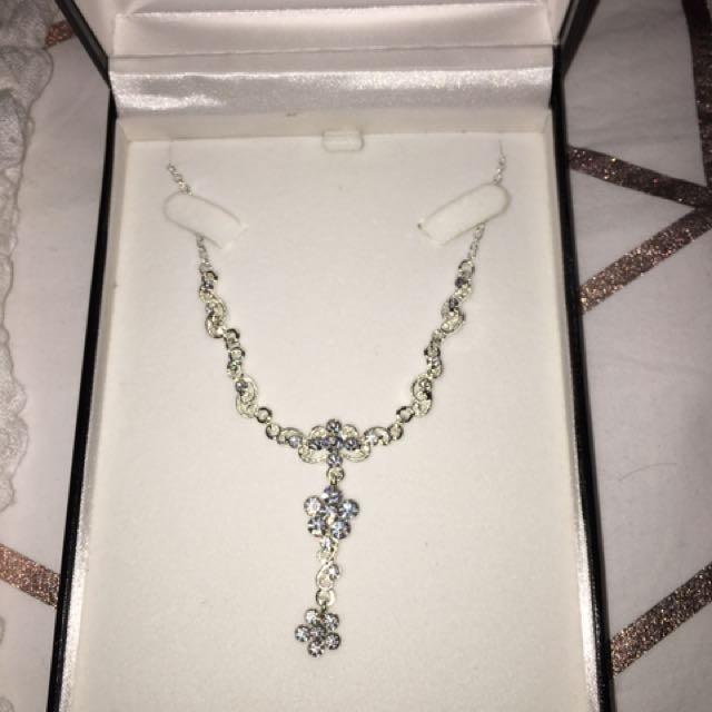Diamonte Necklace