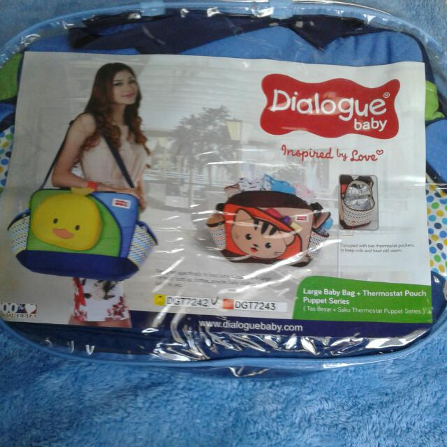 Diaper Bag Puppet Series